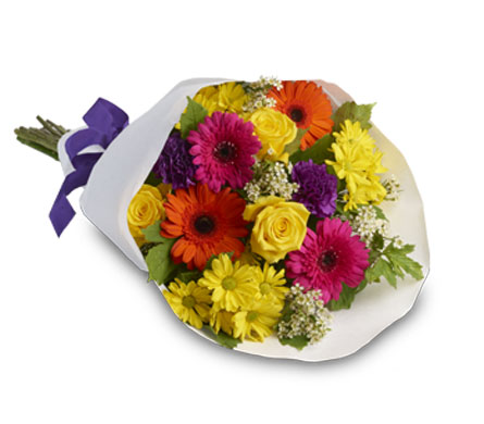 Description: This bouquet is a simple yet stunning gift.