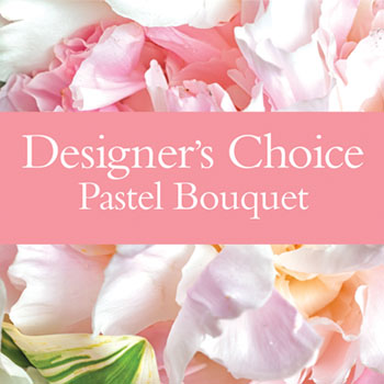 Code: D16. Name: Pastel Bouquet. Description: Can not decide on what to send? The Designers Choice Pastel Bouquet is a one-of-a-kind collection of the designers freshest flowers. Price: NZD $77.90