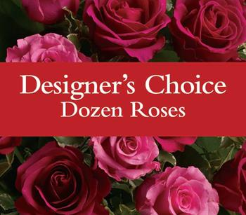 Code: D4. Name: Florists Dozen Roses. Description: We are good at this, let us choose the design. Available in specific or mixed colours including red, pink,hot pink, yellow, cream and white. Price: NZD $114.90