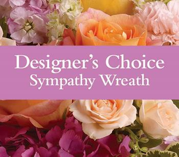 Code: D6. Name: Sympathy Wreath. Description: Can not decide on what to send? The Designers Choice Sympathy Wreath is a one-of-a-kind collection of the designers freshest flowers. Price: NZD $114.90