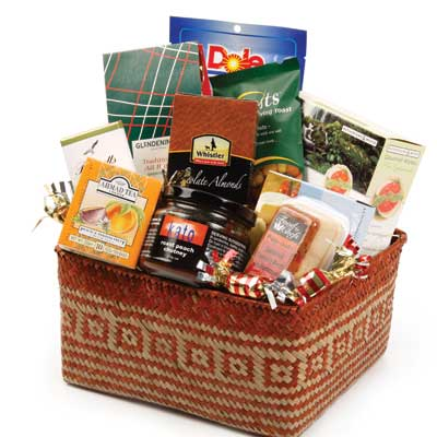 Description: Filled with yummy sweet and savoury goodies, a great gift for family and friends.