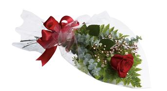 Description: The one, the only. When you have found your single love, celebrate by sending this single rose. Simple, stunning, sure to take their breath away.