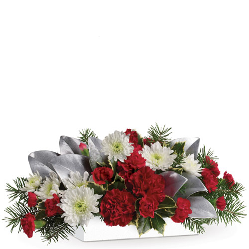Description: What a beautiful centrepiece! Imagine it on your table leading up to Xmas.