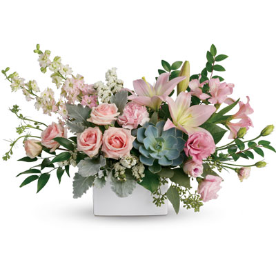 Description: Wildly sophisticated, this beautiful bouquet is a thoughtful way to say love to your someone special!