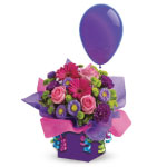 Birthdays, Parties, Peacehaven Home and Hospital Anniversary Gifts, Celebration Flowers